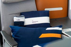 A Lufthansa aumenta o conforto na Business Class