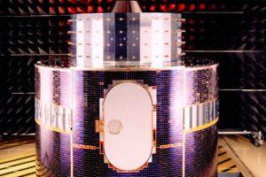 Meteosat, o primeiro satélite meteorológico europeu