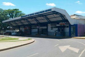 Infraero inicia serviço de manutenção da sinalização horizontal na pista do Aeroporto de Montes Claros