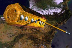 Satélite PAZ está a caminho de sua base de lançamento
