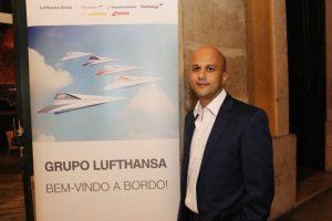 Patrick Borg Hedley é o novo country manager da Lufthansa para Portugal