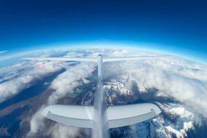 Airbus Perlan Mission II busca recorde de altitude e novas evidências de mudança climática