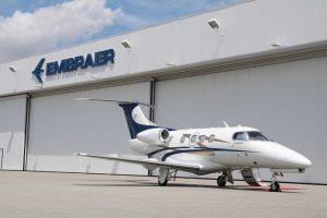 Embraer Aviação Executiva mantém liderança em ranking de suporte ao cliente