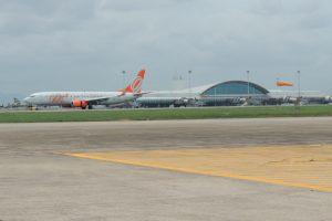 GOL apresenta o autodespacho de bagagem SITA no Aeroporto Internacional do Rio de Janeiro
