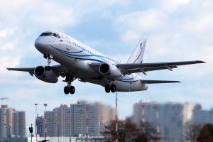 EASA aprova a versão do Sukhoi Superjet LR