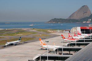 Santos Dumont oferece mais opções para os passageiros em comemoração aos seus 81 anos