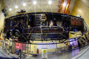 Hisdesat colocará em órbita o satélite Paz com um lançador da SpaceX
