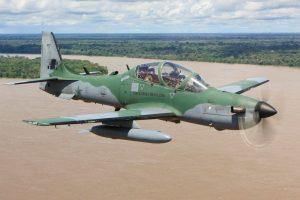 Embraer Anuncia Encomenda de Seis A-29 Super Tucano para um Cliente Não Revelado