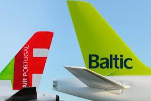AirBaltic e TAP Air Portugal assinam acordo de partilha de códigos