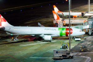 TAP retoma voos diretos entre Aeroporto de Natal e Lisboa