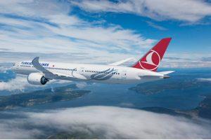 Turkish terá voo de cargas de Campinas (SP) a Istambul