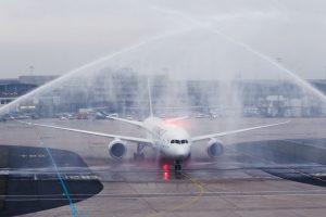 Air France incorpora o seu primeiro Boeing 787