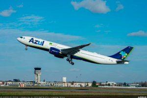 Azul recebe primeiro A330-900neo das Américas
