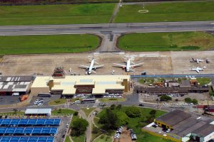 Aeroporto Internacional de Navegantes completa 47 anos