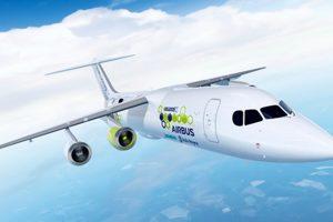 Airbus, Rolls-Royce e Siemens se unem para um futuro elétrico