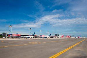 Afonso Pena registra aumento de 3,1% de passageiros