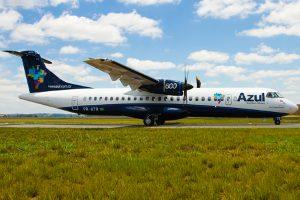 Azul amplia sua oferta de destinos a partir de Curitiba