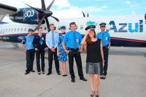 Azul é a companhia aérea mais pontual em Manaus, segundo Infraero