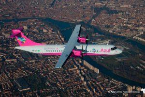 Azul anuncia voos para Aracati (CE) com partida do Recife