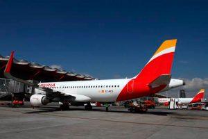 Iberia foi a companhia mais pontual do mundo em abril