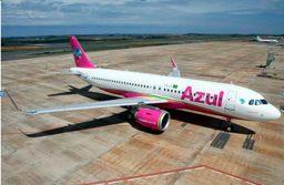 Azul amplia concorrência e vai voar entre o Rio e Brasília
