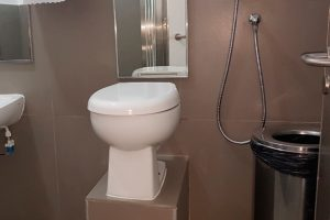 Congonhas ganha novos sanitários adaptados