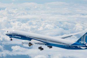 Boeing 787-10 Dreamliner consegue aprovação da FAA para ser usado na aviação comercial