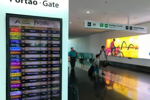 Companhias aéreas do mundo Harry Potter desembarcam no Aeroporto de Brasília