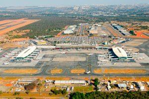 Aeroporto de Brasília é escolhido o melhor do país pela 10ª vez em pesquisa