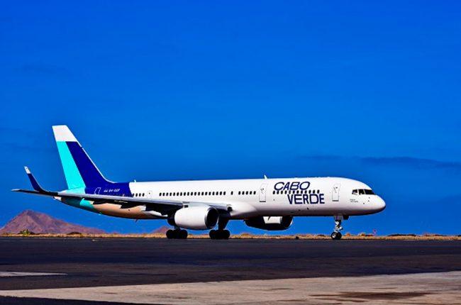 Cabo Verde Airlines celebra chegada da primeira aeronave com novo libré