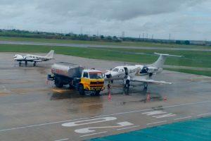 Aeroporto de Campina Grande ganha posto de abastecimento de aeronaves