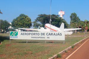 Aeroporto de Carajás completa 36 anos no próximo domingo