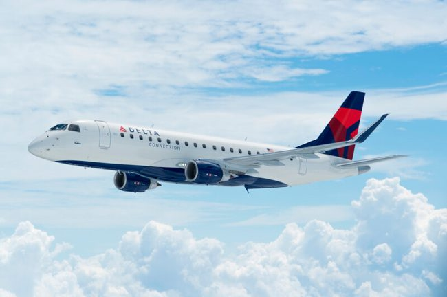 Embraer e SkyWest assinam contrato para nove jatos E175
