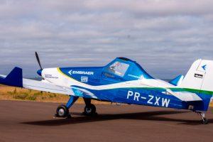Embraer avança com projeto de avião demonstrador de tecnologias de propulsão elétrica