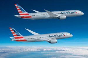 Boeing e American Airlines assinam importante pedido de 47 aviões 787 Dreamliner