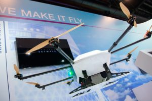 Transformando o futuro das entregas por drones