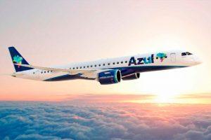 Azul fecha janeiro como a aérea mais pontual do país