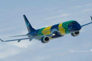 Azul é a companhia aérea mais pontual do país e mantém liderança no setor em 2018