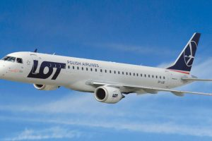 Embraer amplia contrato de suporte com LOT Polish Airlines