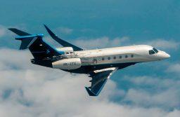 Praetor 600  agora tem certificação tripla com aprovação da EASA e da FAA