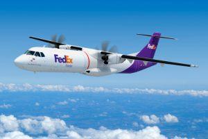 FedEx Express compra até 50 novos cargueiros ATR 72-600F