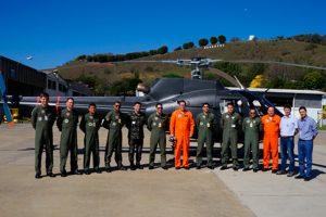 Helibras entrega 16º Fennec para 1º Batalhão de Aviação do Exército