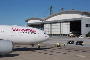 Eurowings vai oferecer voos para a Ilha da Madeira duas vezes por semana