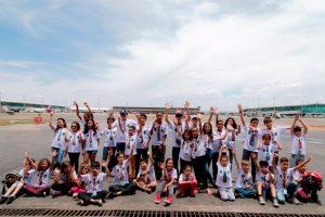 Aeroporto de Brasília promove Dia das Crianças pertinho dos aviões