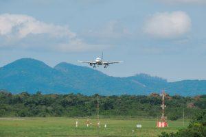 Aeroporto de Joinville tem recorde histórico no fluxo de passageiros
