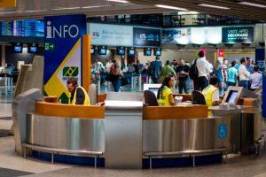 Feriado de 12 de outubro deve ter alta de 2% no movimento de passageiros nos aeroportos da Infraero