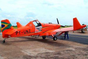 Embraer comemora entrega de 1.400 unidades do avião agrícola Ipanema