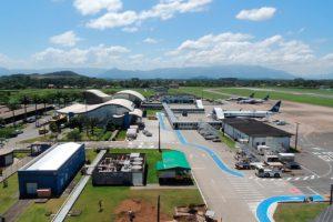 Concessionária assumirá operações de carga no Aeroporto de Joinville