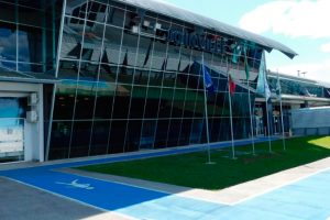 Aeroporto de Joinville recebe o projeto Pianíssimo
