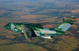 1º curso de pilotos da aeronave KC-390